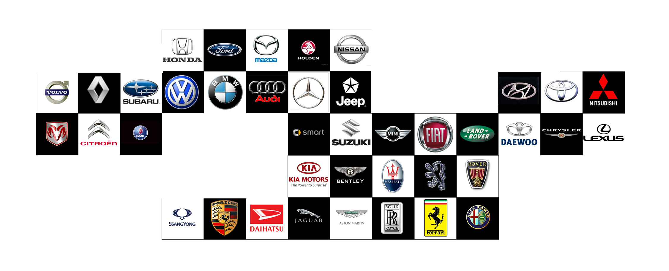 Vehicle-brands